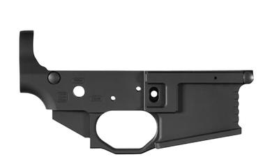 Black Rain BROMLRBLK BRO Milled Lower AR-15 223 Remington/5.56 NATO Black Hardcoat Anodized