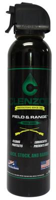 Clenzoil 2380 Field & Range Foaming Aerosol Cleaner/Lubricant/Protector 9 oz