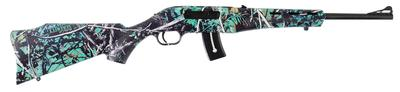 Mossberg 37320 Blaze Synthetic Semi-Automatic 22 Long Rifle (LR) 16.5