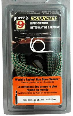 Hoppes 24013 BoreSnake Bore Cleaner 25/264 Caliber