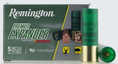 Remington Ammunition PRX12M Premier 12 Gauge 3