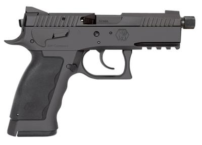 Kriss USA WSDCME086 Sphinx SDP Compact Single/Double 9mm 3.7