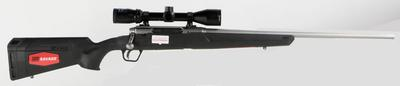 Savage 57099 Axis II XP Compact with Scope Bolt 243 Winchester 20