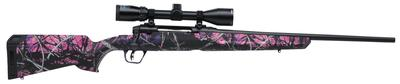 Savage 57100 Axis II XP Compact with Scope Bolt 243 Winchester 20