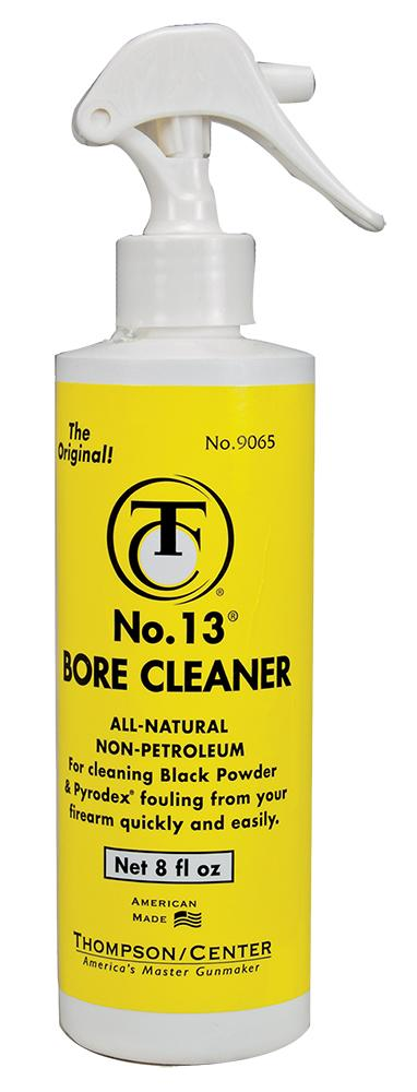 T/C Accessories 31009065 No.13 Bore Cleaner All Calibers Clear 1 8 Oz
