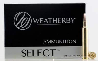 Weatherby G653140SR 6.5-300 Weatherby Magnum 140 GR Soft Point 20 Bx/ 10 Cs