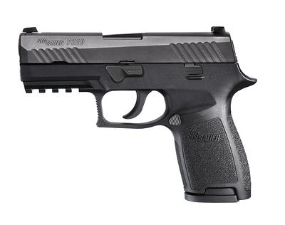 Sig Sauer 320C40BSS10 P320 Compact Double 40 Smith & Wesson (S&W) 3.9