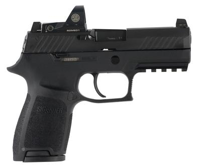 Sig Sauer 320C9BSSRX10 P320 Compact RX Double 9mm Luger 3.9