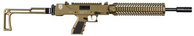 MasterPiece Arms 20DMG Defender Carbine Semi-Automatic 9mm 16.2