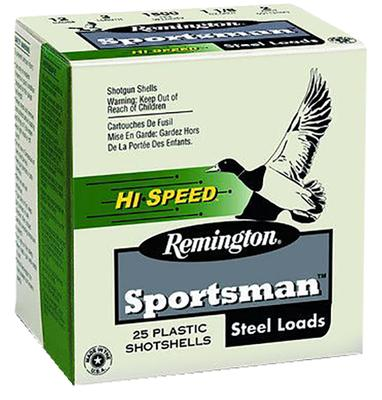 Rem SSTHV12H2 Sportsman Hi-Speed Loads 12 ga 3