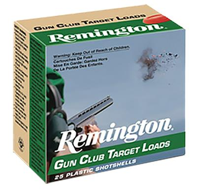 Remington GC1218 Gun Club Target Loads 12 ga 2.75