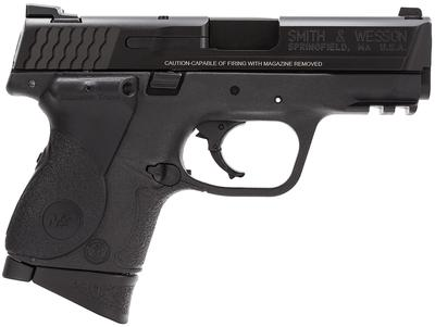 Smith & Wesson 120075 M&P Compact with Crimson Trace Double 40 Smith & Wesson (S&W) 3.5