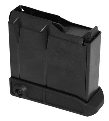 Tikka Magazines S57465173 T3 Compact Tactical Rifle Magazine 308 Winchester/260 Rem 5 rd Blk Finish