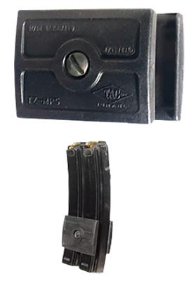 Mako TZ-5 MP5 and 9mm Magazine Coupler Poly Black