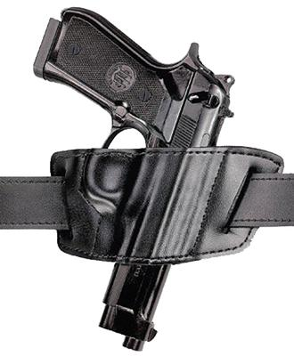 Safariland 5275361 527 Belt Slide  Kahr E9/ K9/9mm/40mm Suede Lined/Safarilaminate Black