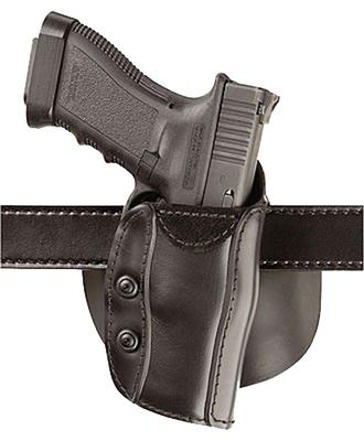 Safariland 56812411 568 Cutsom Fit  S&W N Frame Safari Laminate Black