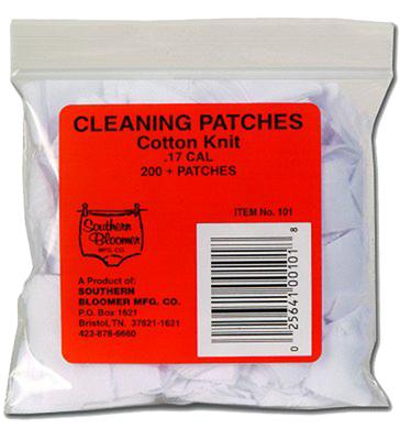 Southern Bloomer 115 Cleaning Patches 6mm