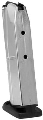 FN 47104 FNP-9 9mm 10 rd Polished Stainless Steel Finish