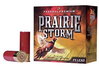 Federal PF154FS4 Prairie Storm Small Game 12 Gauge 2.75