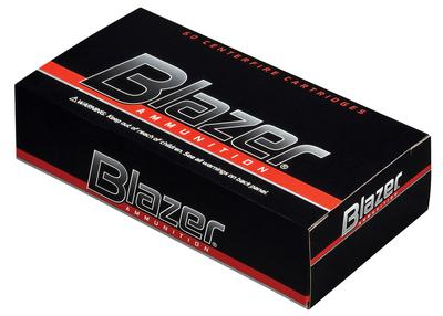 CCI 3514 Blazer 38 Special 125 GR Jacketed Hollow Point 50 Bx/ 20 Cs