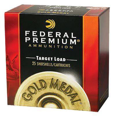 Federal T2069 Competition Gold Medal Plastic 20 ga 2.75