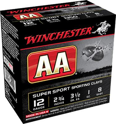 Winchester Ammo AASCL128 AA Target Loads 12 Gauge 2.75