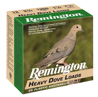 Remington Ammunition RHD2075 ShurShot Heavy Dove Loads 20 Gauge 2.75