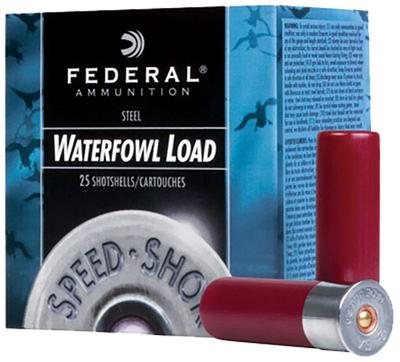 Federal WF143BB Speed-Shok Waterfowl 12 ga 3