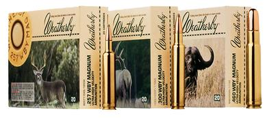 Weatherby H340250SP 340 Weatherby Magnum Spire Point 250 GR 20Rds