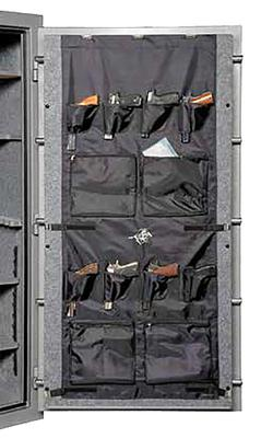 Winchester Safes DP062026 Door Panel Organizer Pony 42/Tradition 42 Gray