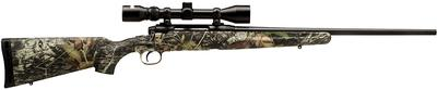 Savage 19244 Axis XP Camo with Scope Bolt 22-250 Remington 22