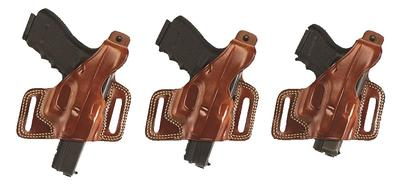 Galco SIL114 Silhouette Revolver 114 Fits Belts up to 1.75