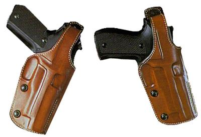 Galco PHX104 Dual Position Phoenix Revolver 104 Fits Belts up to 1.75