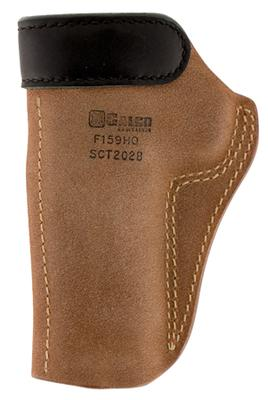 Galco SCT202B Scout Inside The Pants  Beretta 92/96, Taurus 92/99/100/101 Horsehide/Leather Black