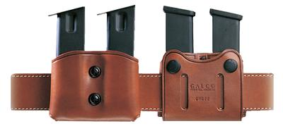 Galco DMC28B DOUBLE MAG 28B Fits Belt Width 1