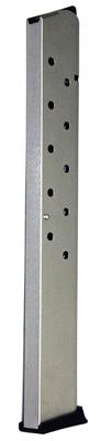 ProMag COLA5N 1911 Replacement Magazine 45ACP 15rd Nickel Finish