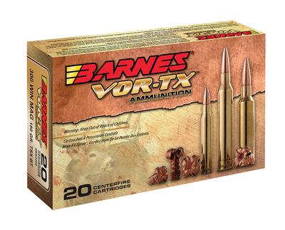 Barnes 21559 VOR-TX 270 Win Short Mag 140GR TSX Boat Tail 20Box/10Case