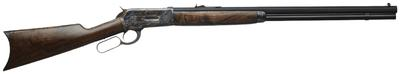 Taylors and Company 920285 1886 Lever Action Rifle 45-70 Government 26