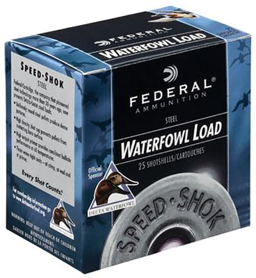 Federal WF134BBB Speed-Shok Waterfowl 12 ga 3.5
