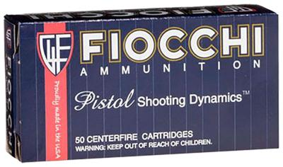 Fiocchi 38SWSHA Classic Load Specialty 38 Smith & Wesson Short 145GR FMJ 50Box/20Case