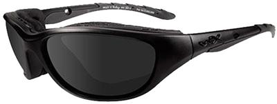 Wiley X Eyewear 694 Airage Safety Glasses Matte Black