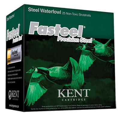 Kent Cartridge K1235ST362 Fasteel Waterfowl 12 Ga 3.5