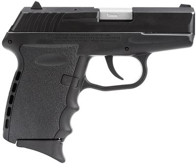SCCY Industries CPX2CB CPX-2 Double 9mm 3.1