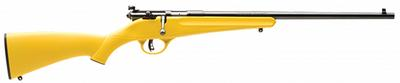Savage 13805 Rascal Youth Bolt 22 Long Rifle 16.1