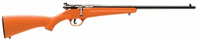 Savage 13810 Rascal Youth Bolt 22 Long Rifle 16.1