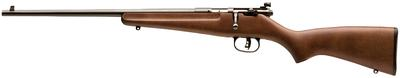 Savage 13820 Rascal Youth Left-Hand Bolt 22 Long Rifle 16.1