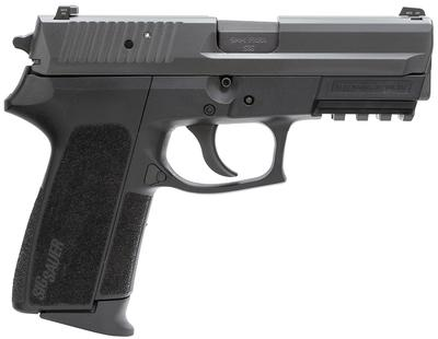 Sig Sauer SP20229BSSCA SP2022 Full Size *CA Compliant* Single/Double 9mm Luger 3.9