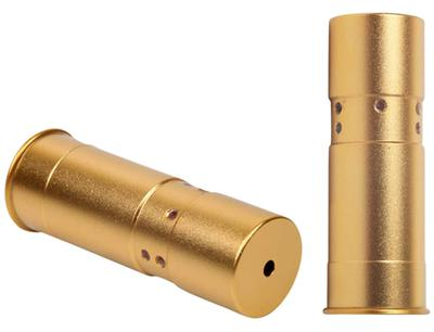 Sightmark SM39007 12 Gauge Laser Boresighter Cartridge Chamber Brass