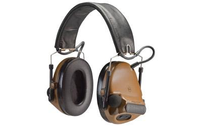 3m Peltor H682fb09cy Comtac Iii Communication Headset Earmuff 23 Db Coyote Brown