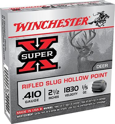 Winchester Ammo X41RS5VP Super-X 410 Gauge 2.5